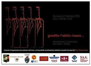 Friuli tasting brochure